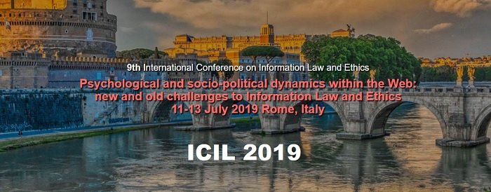 International Conference on Information Law and Ethics
